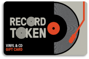 Record Tokens Gift Card