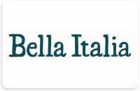 Bella Italia Gift Card